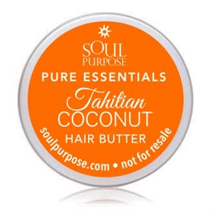 Picture of Tahitian Coconut Hair Butter